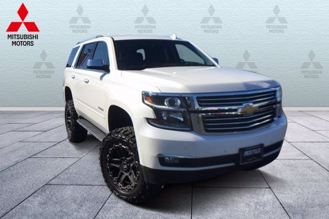 Pre-Owned 2016 Chevrolet Tahoe 4WD 4dr LTZ 4WD Sport Utility
