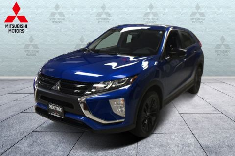 New 2020 Mitsubishi Eclipse Cross LE FWD Sport Utility