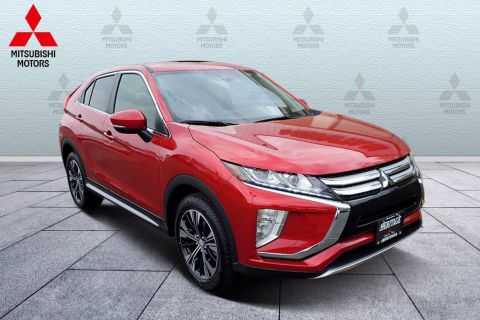 New 2020 Mitsubishi Eclipse Cross FWD Sport Utility