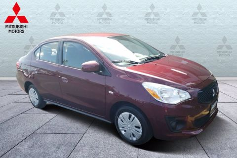 New 2020 Mitsubishi Mirage G4 FWD 4dr Car