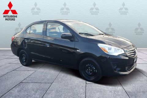 Pre-Owned 2018 Mitsubishi Mirage G4 ES CVT FWD 4dr Car